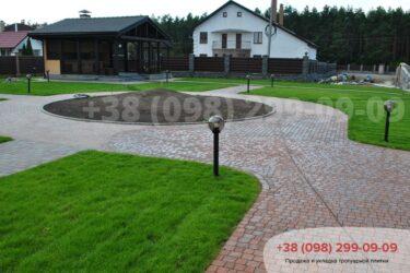 Тротуарная плитка колор-миксфото 123