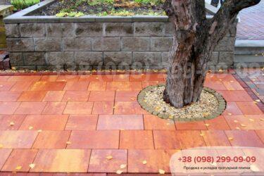 Тротуарная плитка колор-миксфото 160