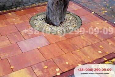 Тротуарная плитка колор-миксфото 159