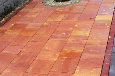 Тротуарная плитка колор-миксфото 154