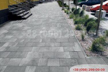 Тротуарная плитка колор-миксфото 152