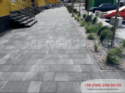 Тротуарная плитка Модерн Грейсфото 2