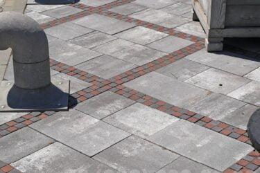 Тротуарная плитка колор-миксфото 151