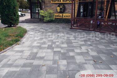 Тротуарная плитка колор-миксфото 145