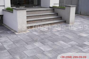 Тротуарная плитка колор-миксфото 150