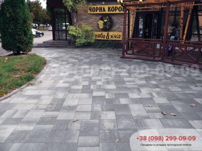 Тротуарная плитка Модерн Грейсфото 9