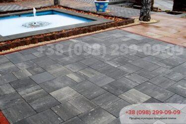 Тротуарная плитка колор-миксфото 149