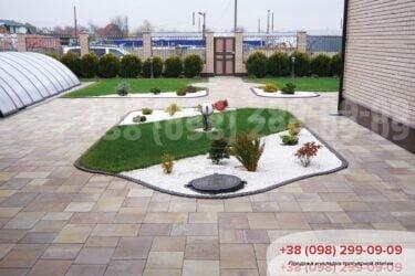 Тротуарная плитка колор-миксфото 143