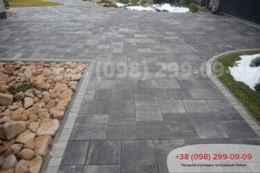 Тротуарная плитка колор-миксфото 54