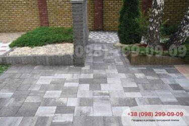 Тротуарная плитка колор-миксфото 55