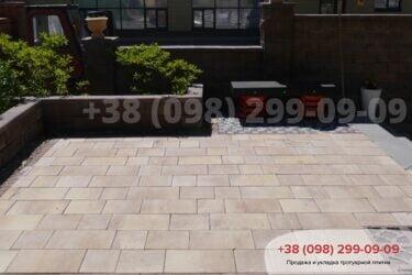Тротуарная плитка колор-миксфото 61
