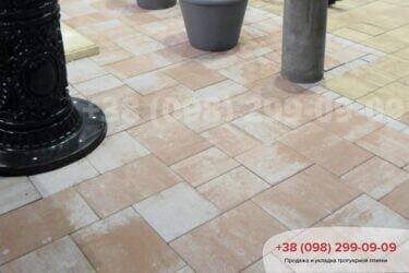 Тротуарная плитка колор-миксфото 168