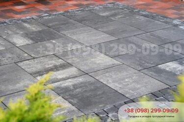 Тротуарная плитка колор-миксфото 176
