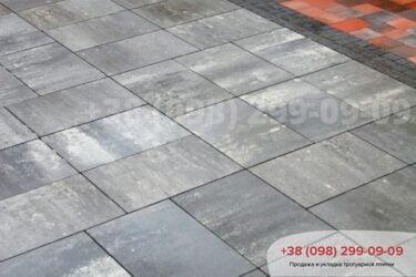 Тротуарная плитка колор-миксфото 172