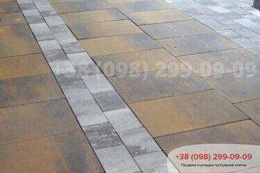 Тротуарная плитка колор-миксфото 178