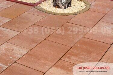 Тротуарная плитка колор-миксфото 184
