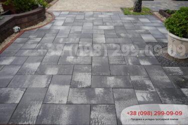 Тротуарная плитка колор-миксфото 8