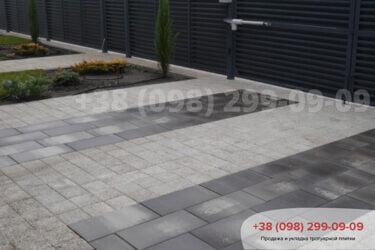 Тротуарная плитка колор-миксфото 3