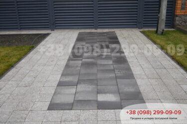 Тротуарная плитка колор-миксфото 2