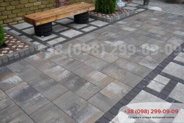 Тротуарная плитка колор-миксфото 14