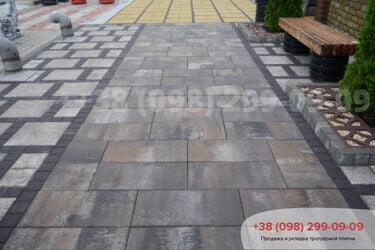 Тротуарная плитка колор-миксфото 12