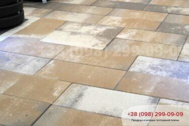 Тротуарная плитка колор-миксфото 16
