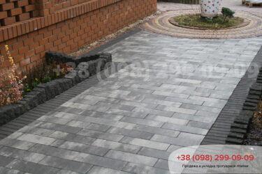 Тротуарная плитка колор-миксфото 233