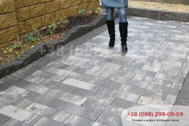 Тротуарная плитка колор-миксфото 232
