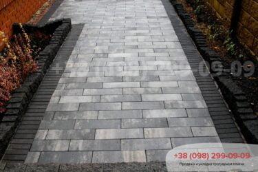 Тротуарная плитка колор-миксфото 234