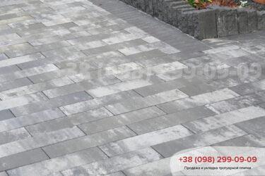 Тротуарная плитка колор-миксфото 230