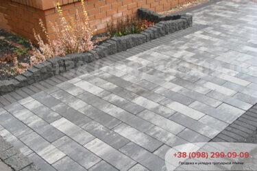 Тротуарная плитка колор-миксфото 229