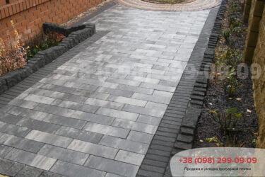 Тротуарная плитка колор-миксфото 228