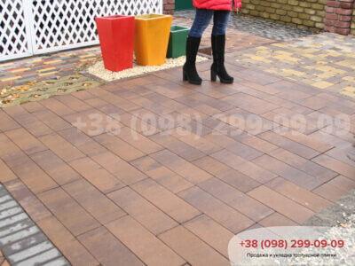 Тротуарная плитка Паркет Савонафото 2