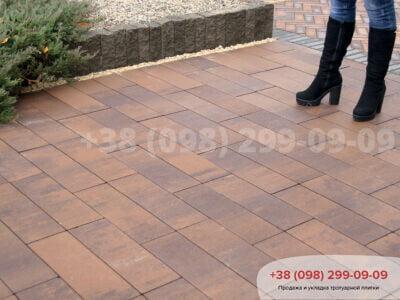 Тротуарная плитка Паркет Савонафото 6