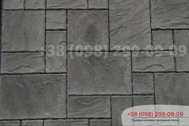Тротуарная плитка колор-миксфото 197