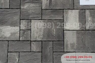 Тротуарная плитка колор-миксфото 195