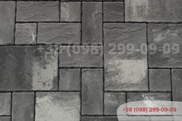 Тротуарная плитка колор-миксфото 194