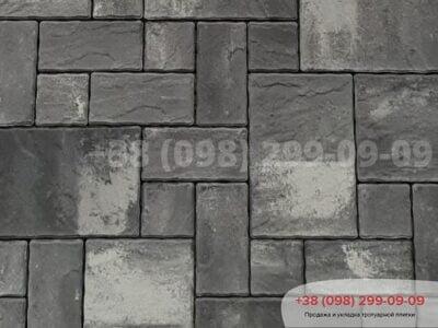 Тротуарная плитка Пассион Грейсфото 3