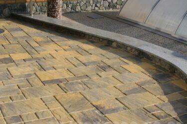 Тротуарная плитка колор-миксфото 208