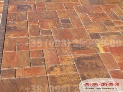 Тротуарная плитка Пассион Моденафото 6