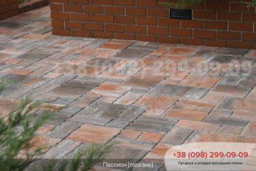 Тротуарная плитка колор-миксфото 214