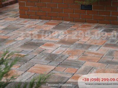 Тротуарная плитка Пассион Тосканафото 5