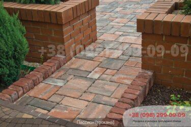 Тротуарная плитка колор-миксфото 215