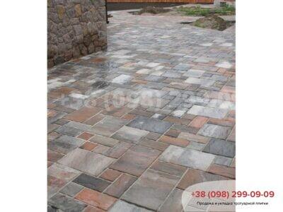 Тротуарная плитка Пассион Тосканафото 6