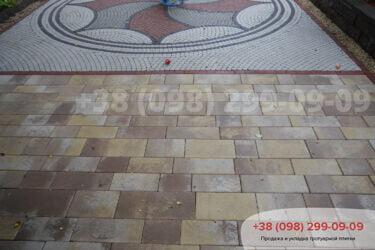 Тротуарная плитка колор-миксфото 51