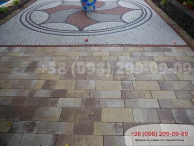 Тротуарная плитка Паттерн Каприанофото 2