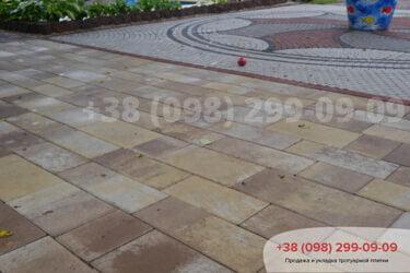 Тротуарная плитка колор-миксфото 49