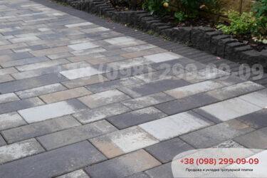 Тротуарная плитка колор-миксфото 23