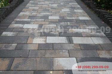 Тротуарная плитка колор-миксфото 21