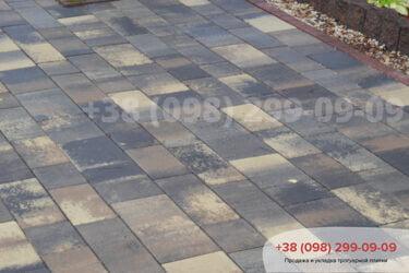 Тротуарная плитка колор-миксфото 29
